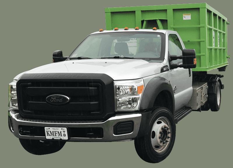Rental Dumpster Delivery