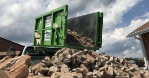 Heavy Weight Dumpster