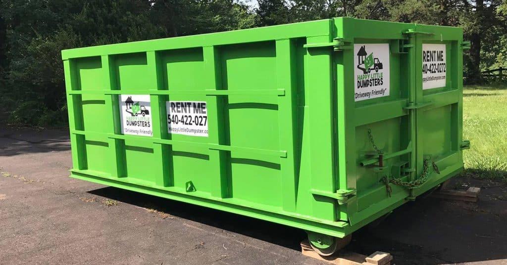 Long Term Dumpster Rental