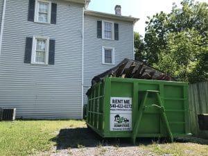 Deck rebuild - Waynesboro VA
